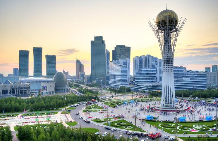Astaná - Kazajistan