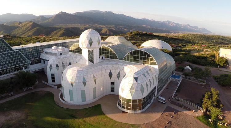 Biosphere 2 - Estados Unidos