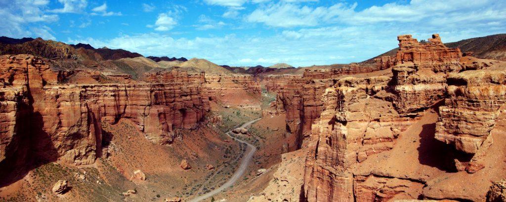 Cañón Charyn - Kazajistan