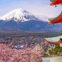 Japçon - monte Fuji