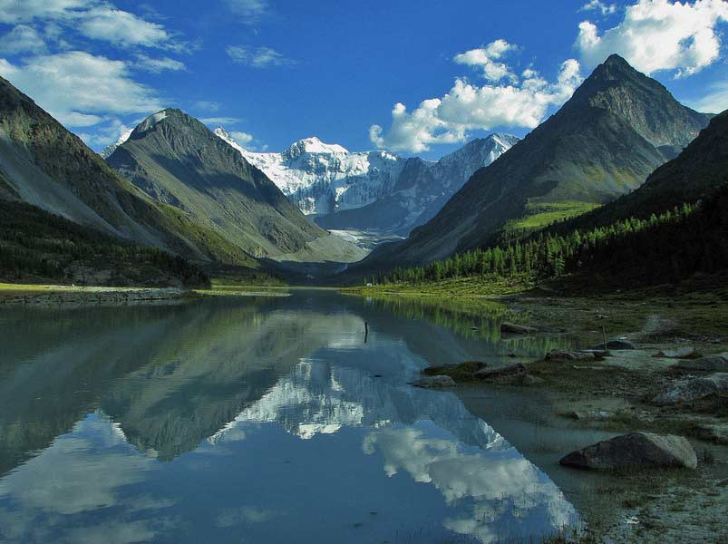 Reserva Natural de Aksu-Zhabagly - Kazajistany