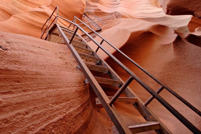 Antelope Canyon - Estados Unidos